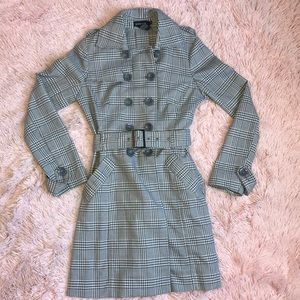 Rampage Ladies dressy trench style coat